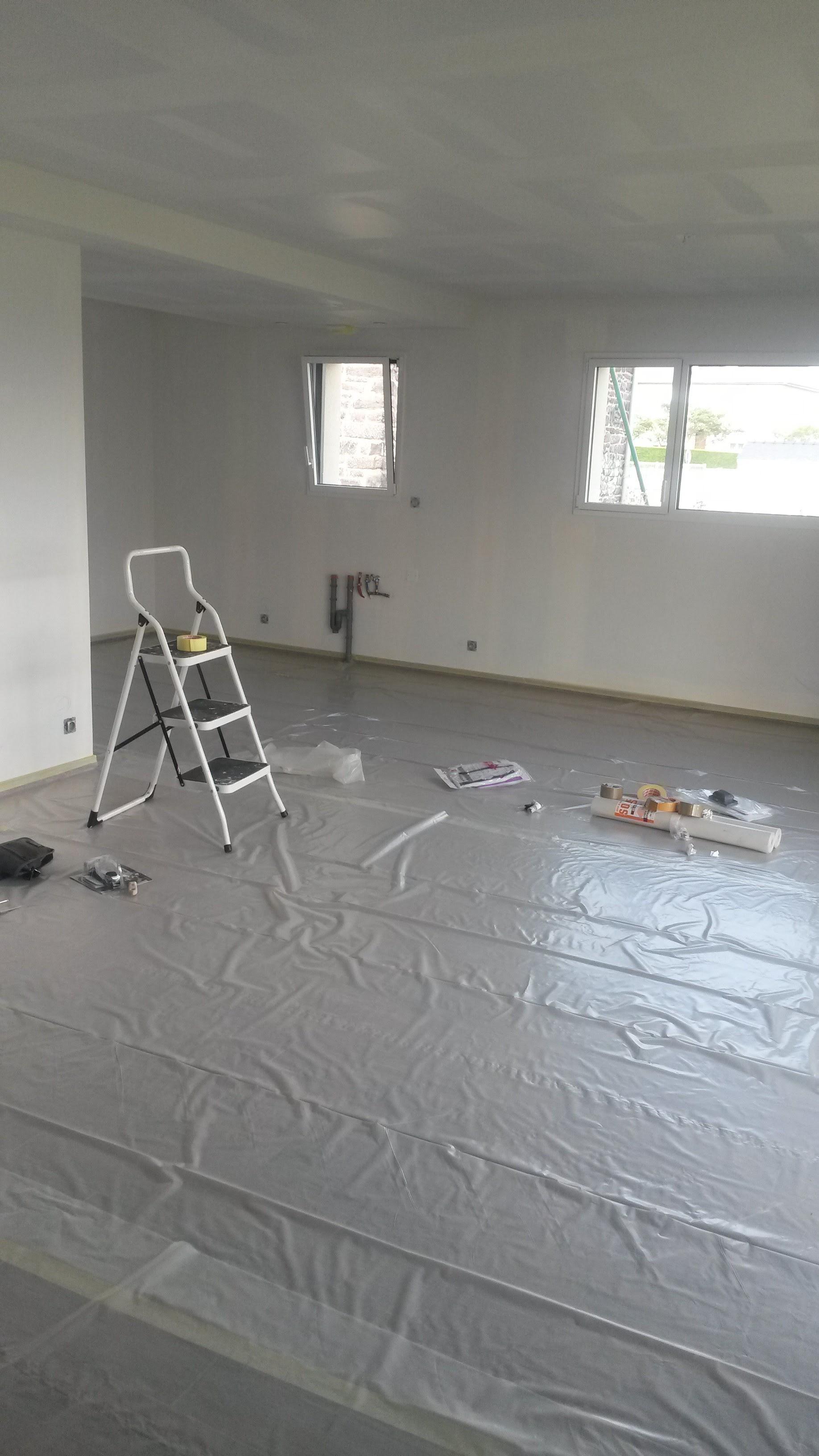 Avis Sur Peinture Au Pistolet Airless Construction De Notre Maison