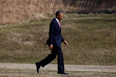 El presidente de Estados Unidos, Barack Obama. Foto: AP / Charles Dharapak