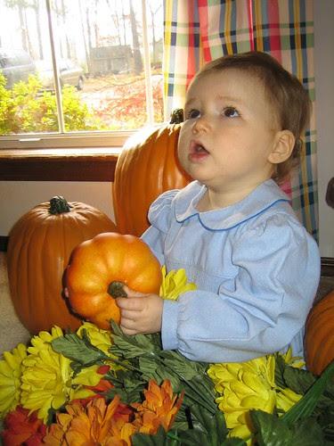 Autumn's First Thanksgiving