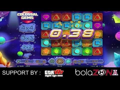 Judi Slot Habanero Dengan Pulsa Online Game Colossal Gems Terpercaya