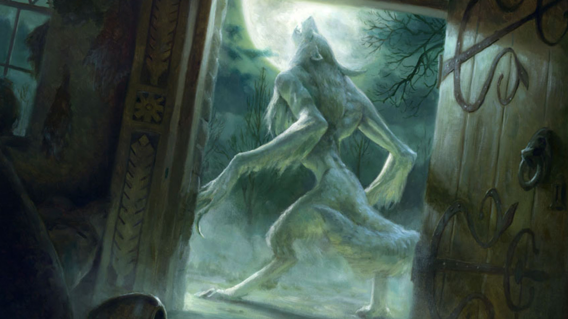 Free Download Werewolf Wallpapers | PixelsTalk.Net
