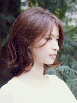 ヘアカタログ ミディアム 30代 - 女性 30代 ミディアム ヘアスタイル・髪型・ヘアカタログ 楽天