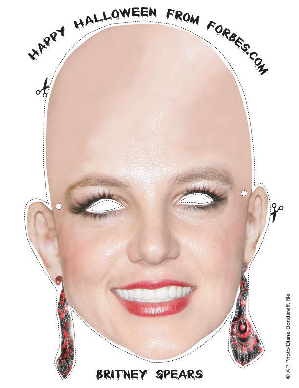 Image:Bald Britney Spears mask