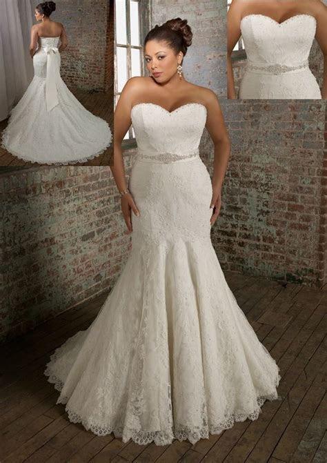 "Plus Size Wedding Dresses from Julietta by Mori Lee   ""In"