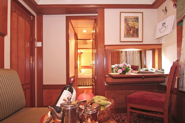 Presidential Suite, Deccan Odyssey