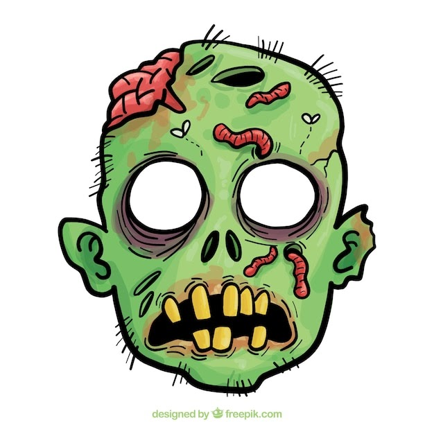 Gambar Minions Zombie Keren