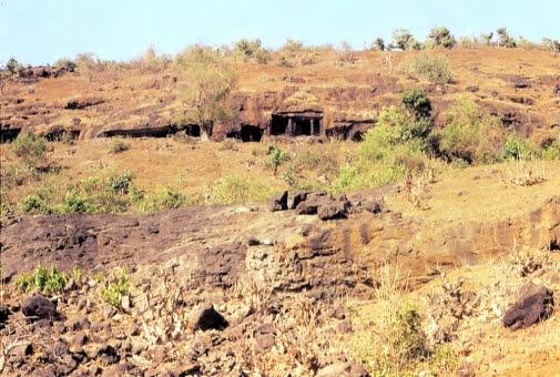 caves near Murud zanjira