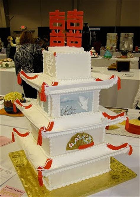 Japanese Wedding Cakes   Food and Drink