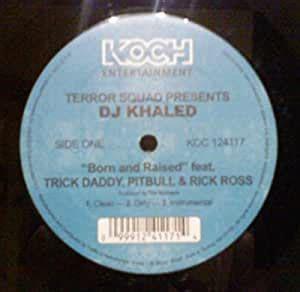dj khaled born raised vinyl amazoncom