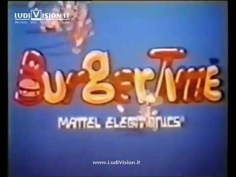 Mattel Electronics, Intellivision - BurgerTime (1983)