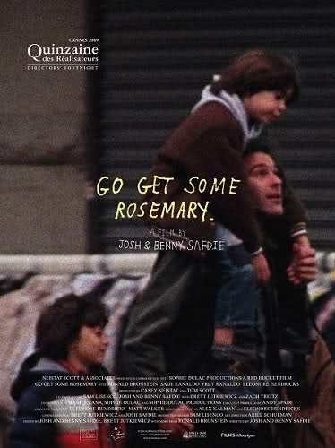 2d8rghi Ben Safdie & Joshua Safdie   Go Get Some Rosemary AKA Daddy Longlegs (2009)