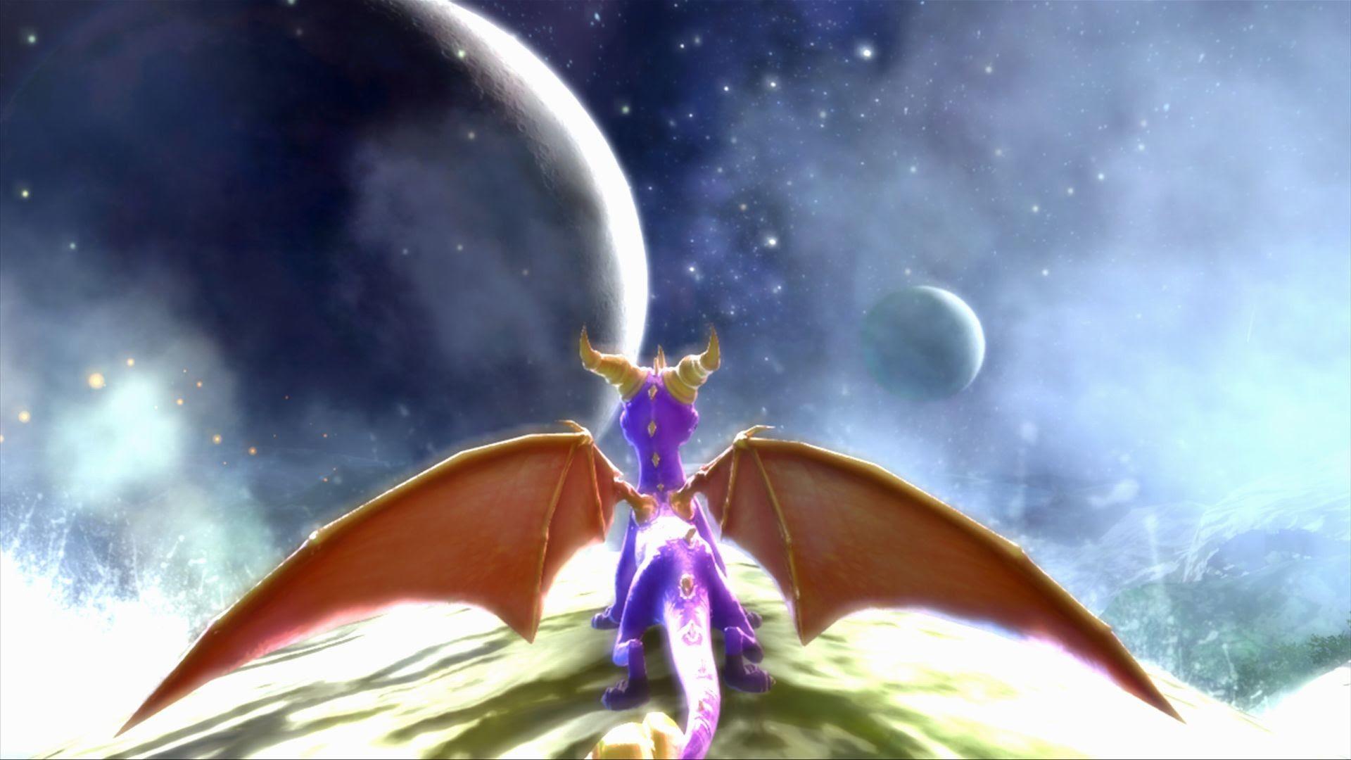 Spyro The Dragon Wallpaper 68 Images