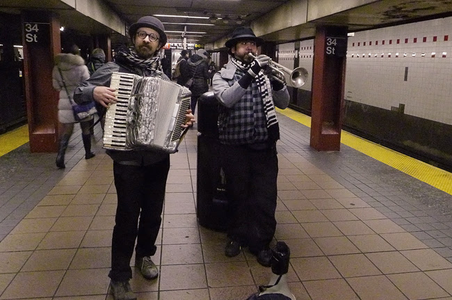 Musicians, nyc