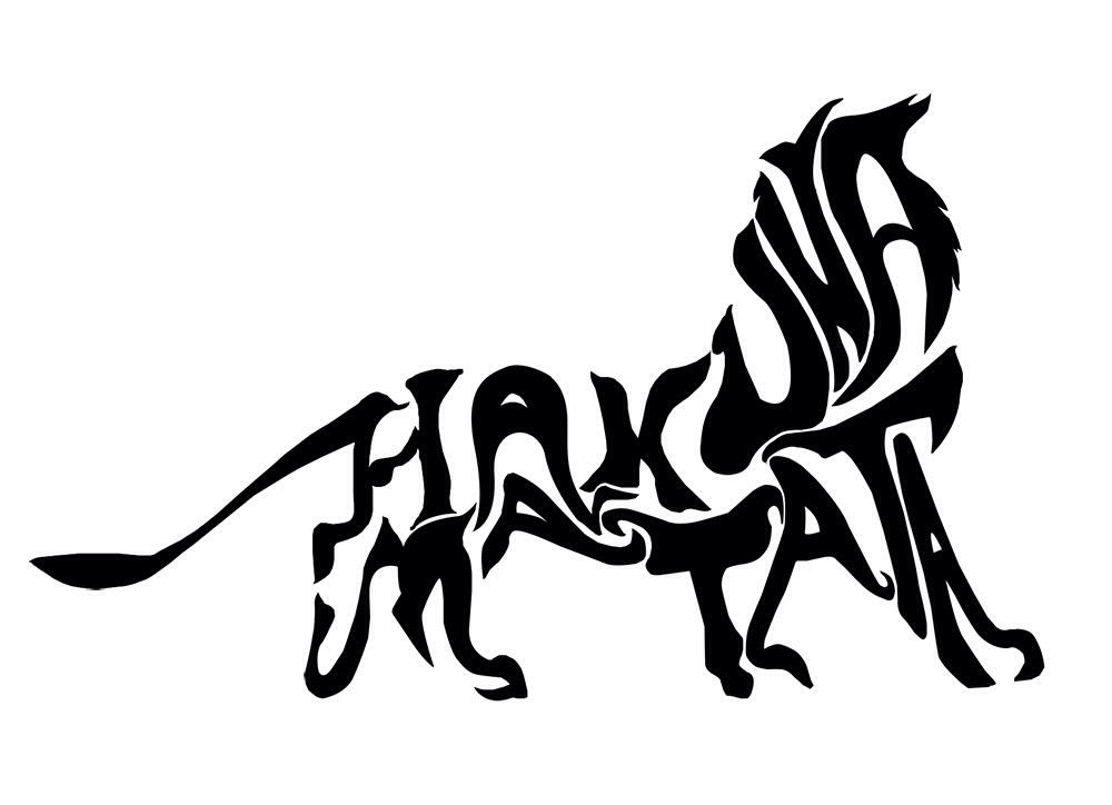 Hakuna Matata Drawing At Getdrawingscom Free For Personal Use