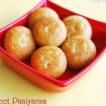 sweet and kara paniyaram
