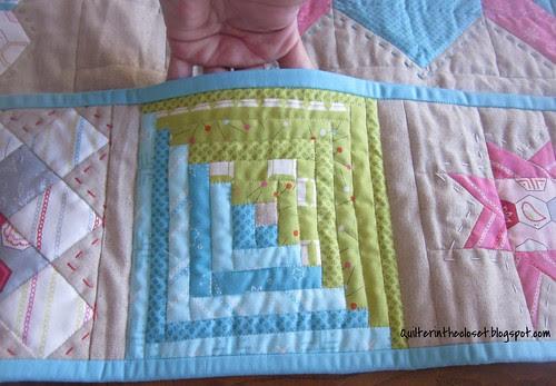 Sewing mat pockets