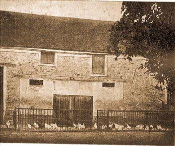Parasztház Pouilly-le-Fortban, amelyben Pasteur ojtási kísérleteit végezte.
