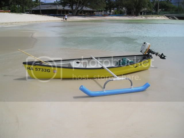 outriggers for kayak - Page 2 - Pensacola Fishing Forum