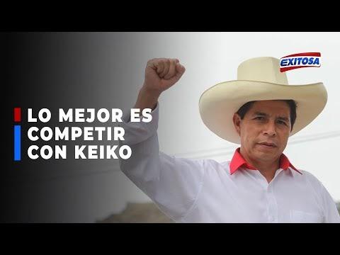 🔴🔵José Luis Ramos: Lo mejor que le ha pasado a Pedro Castillo es competi...