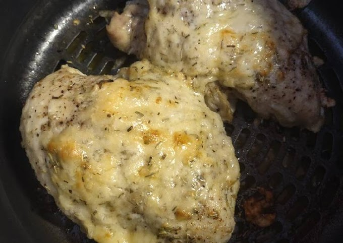 Simple Way to Make Any-night-of-the-week Foodi Herb Parmesan Chicken Breast