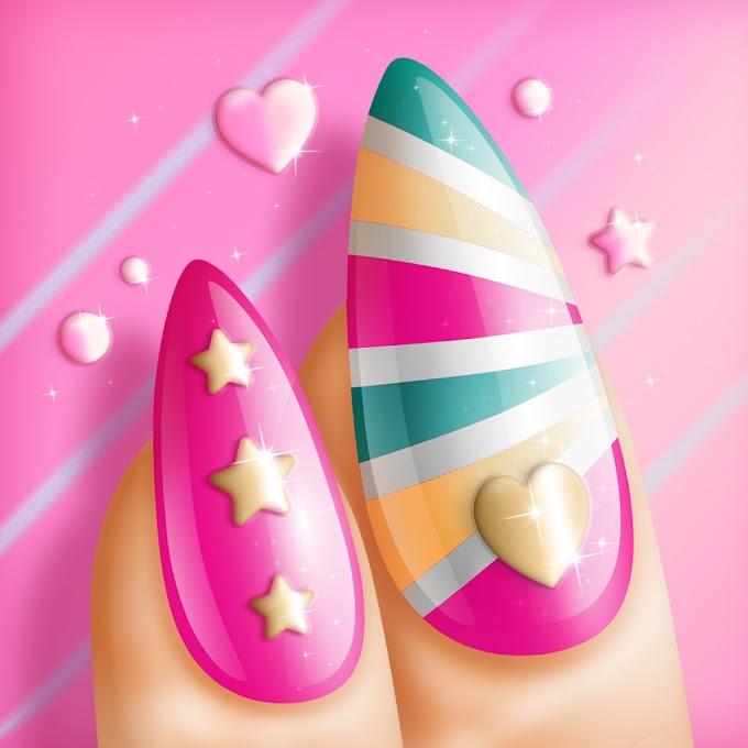 Nail Art Games For Girl