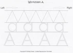 Free Printable Preschool Worksheets Free Printable Alphabet Worksheets