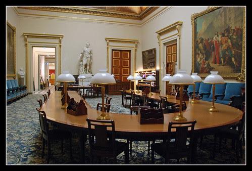 Assemblée Nationale - Salle des conférences