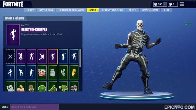 SOLD Account Selling rare fortnite account all season 1 ...