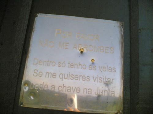Moinho Vento d Vila Verde: Placa (Figueira da Foz)