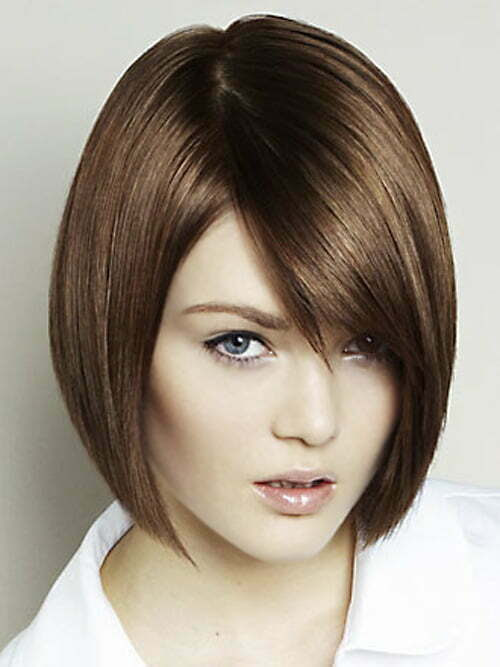 Women\'s Short Haircuts For Straight Hair | Short Hairstyles