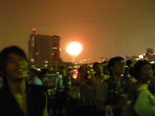 The 31st Sumida River Fireworks! 8