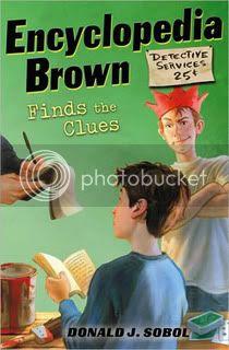 EncyclopediaBrown FindsClues Sobol