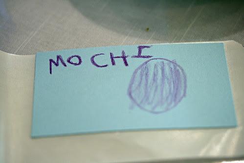 Mochi Sticker