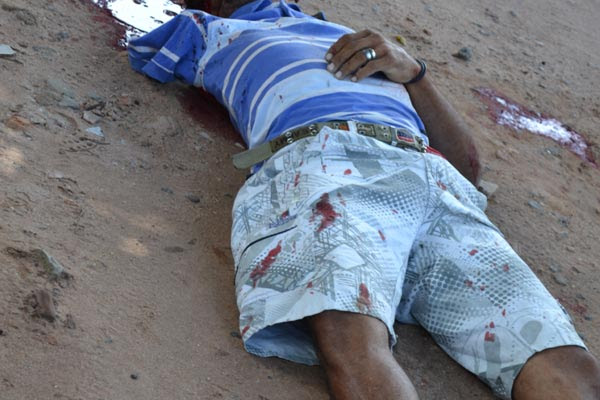 Bracinho foi morto com tiros no rosto