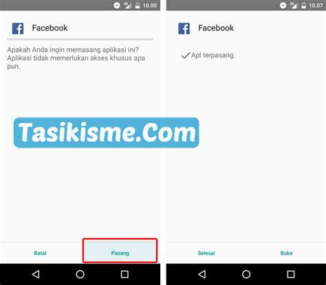 mengganti facebook android  versi   tidak lemot