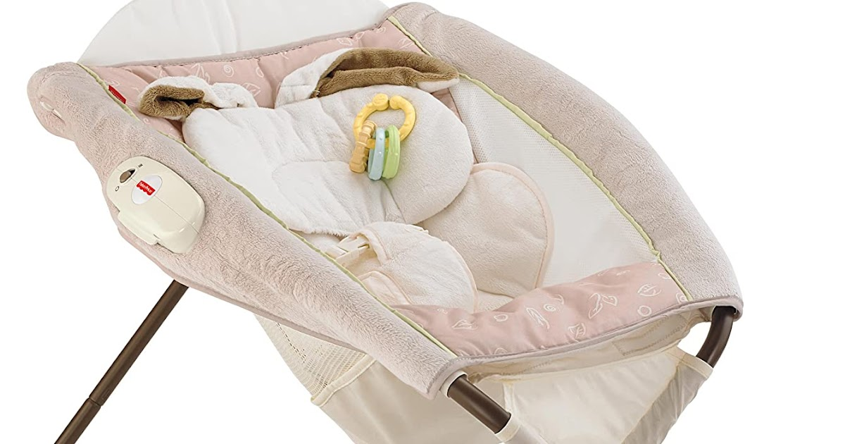 Infant Rocker Sleeper New Fisher Price Rock N Play