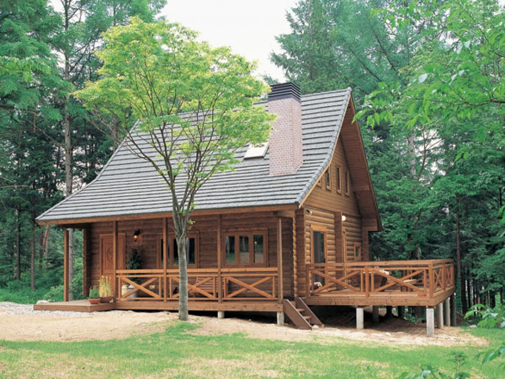Log Cabin Kit Homes Pre Built Log Cabins can you build a