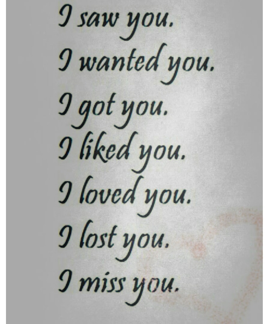 Quotes About Lost Boyfriend 24 Quotes