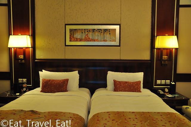 Island Shangri-La Double Beds