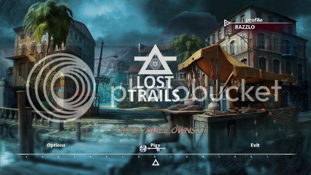 Lost Trails [UPDATE #2  FINAL]