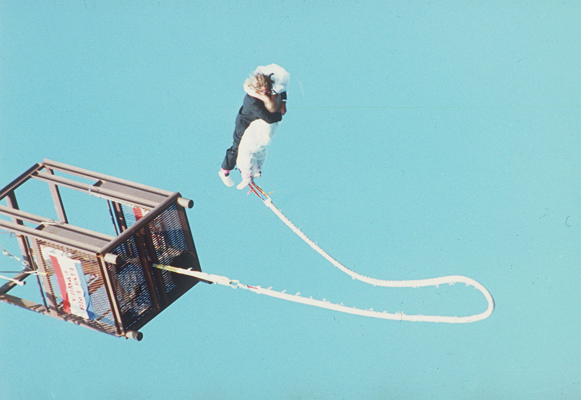 BUNGEE/PLUNGE -