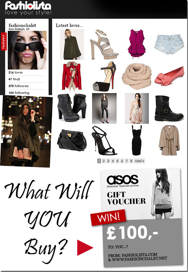 Asos Fashion Giveaway, Outfits