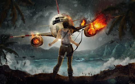 tomb raider game wallpaper  desktop mobile