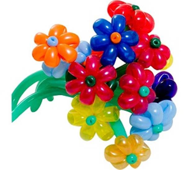 How to Make Balloon Flowers: 15 Marvelous Ways | Guide ...