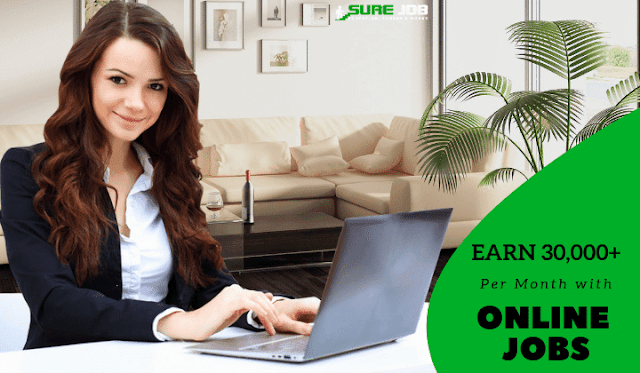 12 Best Online Jobs From Home - No Investment (Earn 50,000 Per Month)