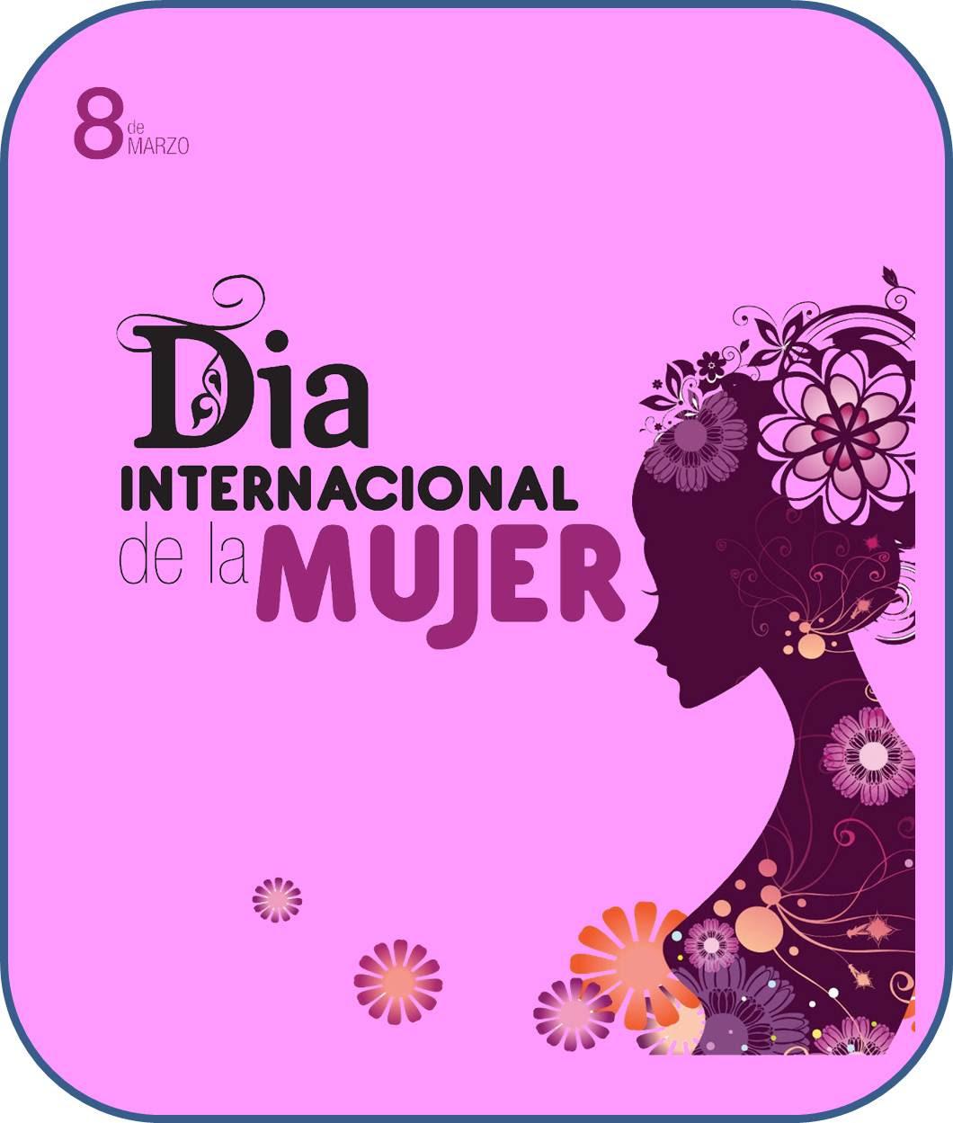 Resultado de imagen de dia internacional de la mujer