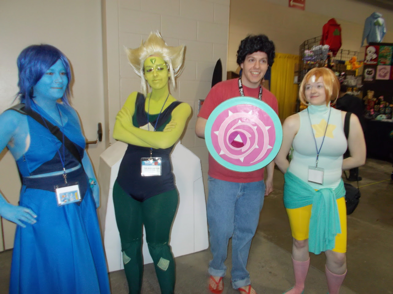 """Steven Universe"" at Anime Boston 2016. Part six."