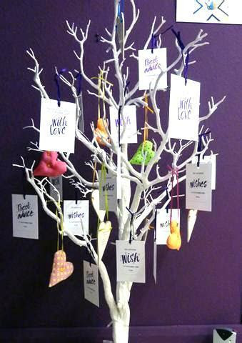 40 Wishing Tree Tags   Alternative Guest Book ? Inspired