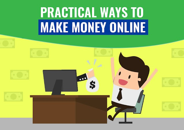 How To Make Money Online - How To Make Money From Home