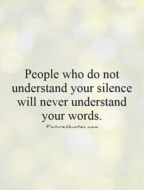 No One Understands Me Quotes Sayings No One Understands Me